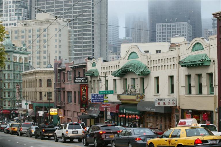 San Francisco Neighborhoods North Beach